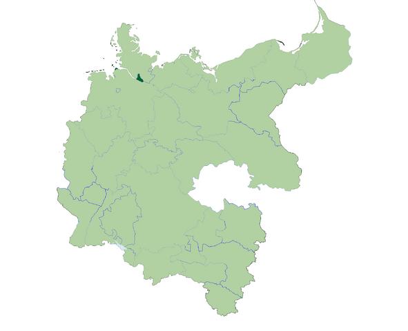 File:Deutschland Lage von Hamburg.png