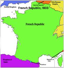 Pre-TreatyFrance