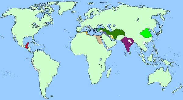 Eternal Rivals Map 617 BC