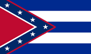 Flag of Cuba (Southern Independence)