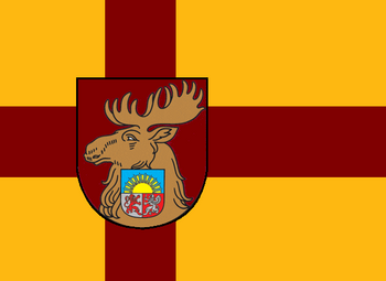 Flag of Duchy of Livonia