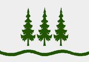 Flag of Ontario Fylk (The Kalmar Union)