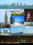 Miami collage 20110330