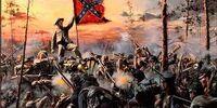War of Confederate Independence (French Trafalgar, British Waterloo)