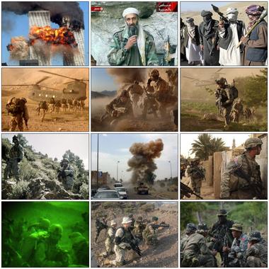 War on Terrorism President McCain Main