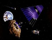 778px-Solar power satellite from an asteroid-1-