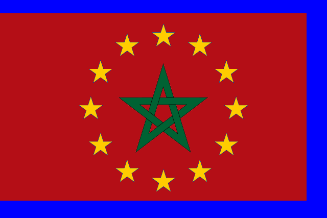 File:Flag of European Federation Territory of Morocco.png