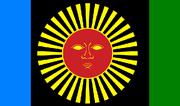 Inca Provinces Flag