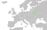 Belarus locaiton