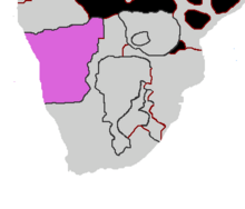 Location of Tojiko (PM II)