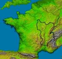 Lucus medieval borgonze