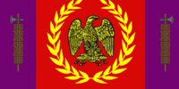 Byzantine Empire (Romae Delenda Est Map Game)