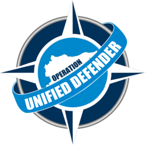Operation Unified Defenders Logo (SIADD)