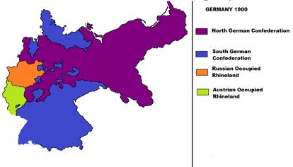 GERMAN CONFEDERATION
