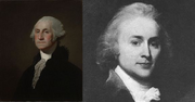 G. Washington and R. Livingston