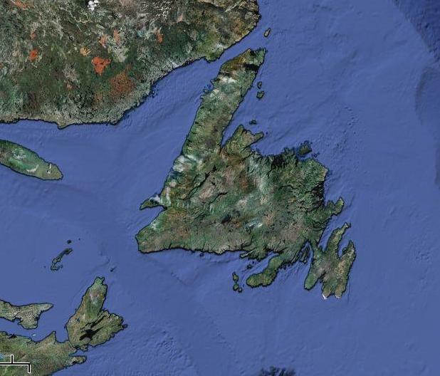 Newfoundland sat