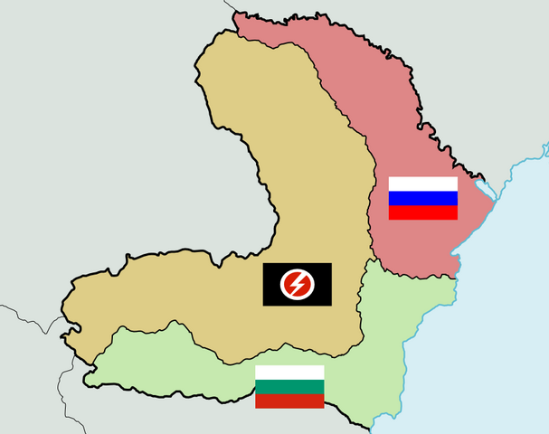 File:Map of Axis-occupied Romania (No Belgium).png