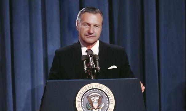File:Laurance Rockefeller Presidental Press Conference.jpg