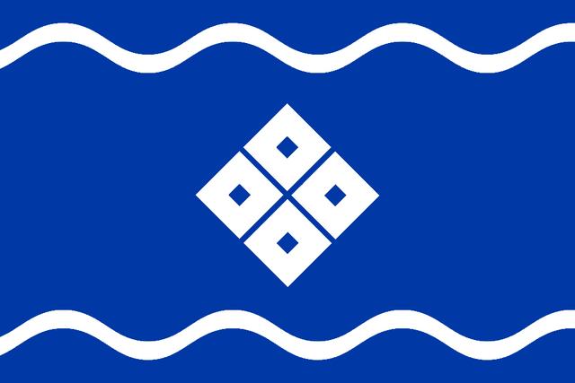 File:Flag of Rikushū (World of the Rising Sun).png