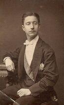 Napoléon Eugène Bonaparte, sitting
