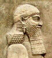Sennacherib louvre