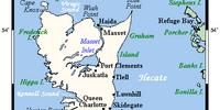 Queen Charlotte Islands (Russian America)