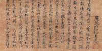 List of Rulers of Manchu (Principia Moderni III Map Game)