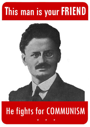 Trotsky fights for you