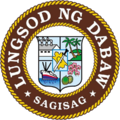 Davao City Ph official seal