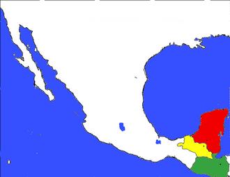 Maya states