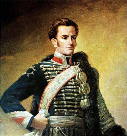 File:Pintura José Miguel Carrera.jpg