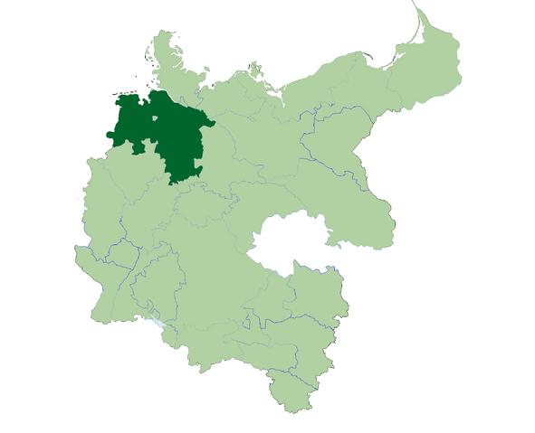 File:Deutschland Lage von Hanover.png