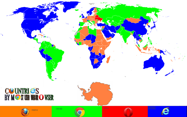 File:Countries by the 1st most used web browser.png