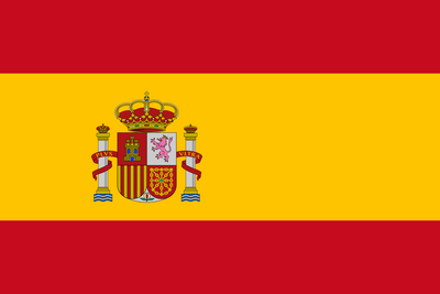 Flag of Spain (Without Bourbon Seal)