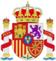 CV Coat of Arms of Spain