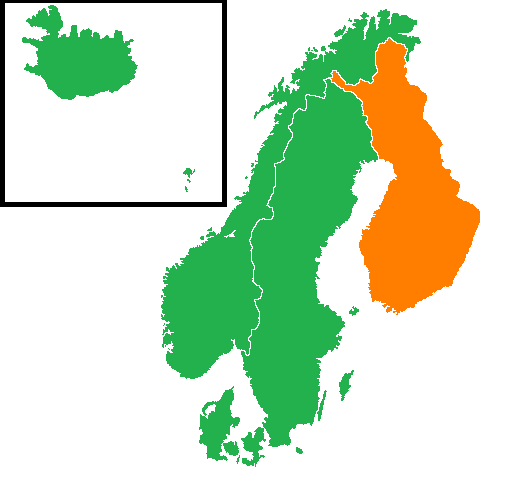 File:Finland in Scandinavia.png