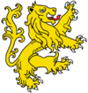 Lion Rampant (Of Lions and Falcons)