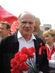 Moscow rally 1 May 2012 9