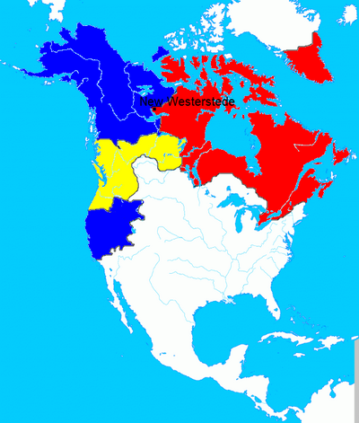 North america post expansion
