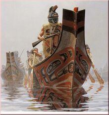 Tlingit Warriors