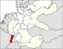 CV Map of Alsace 1991-present