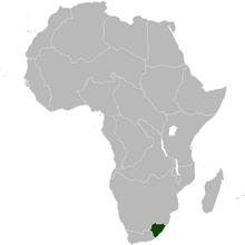 BoerRepublic Africa NW
