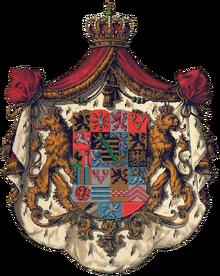 Wappen Sachsen Coburg Gotha