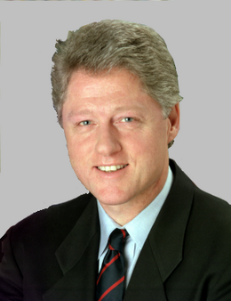 Bill Clinton (CS)