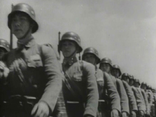 File:Chinese army march.jpg