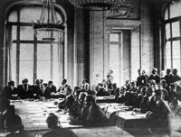 Delegates at Peace of Bucharest