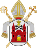 Coat of Arms of the Archbishopric of Riga