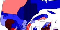Quebecois independence referendum, 1995 (QC)