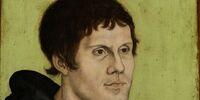 Martin Luther (Tudor Line)