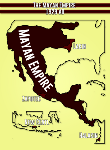 File:Mayan Empire 1929 AD.png